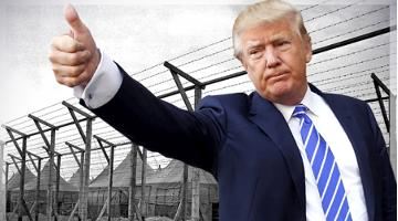 As Trump Readies Concentration  Camps, Where is the Green Party?