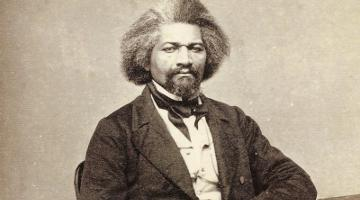 That Frederick Douglass guy is doing some good work