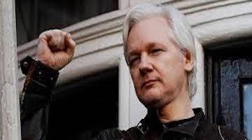 Standing with Julian Assange