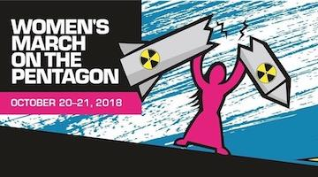 Women's March on the Pentagon