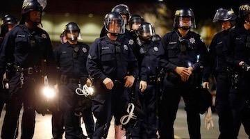 You Can't Separate Police and Violence