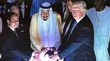Trump and Saudi Arabia – One Rogue State to Another