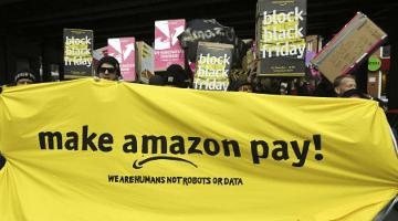 Amazon Concedes $15 Floor Wage, Bernie Sanders Plays Minor Role in Significant Victory