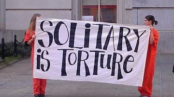Solitary Confinement As a Tool of Political Oppression