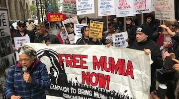 Judge to Soon Rule on Mumia's Appeal Bid