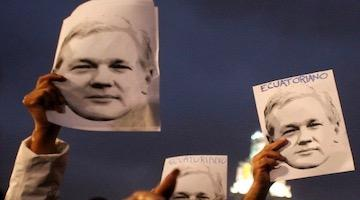 Julian Assange: No Surrender