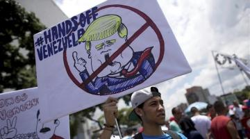 Freedom Rider: Trump, Democrats, and International Fascists Attack Venezuela