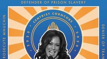 The U.S. is a Political Prison, Kamala Harris is a Prison Guard