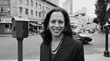 Kamala Harris First Won Office As 'Law and Order' Candidate