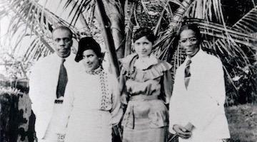 A Black American Delegation to India, 1935-36