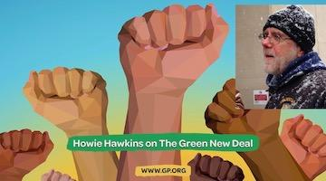 Green Party Necessary to Pass Green New Deal