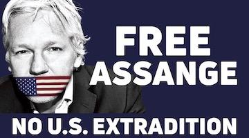 "Freedom Rider: The ""Resistance"" is Silent on Julian Assange"
