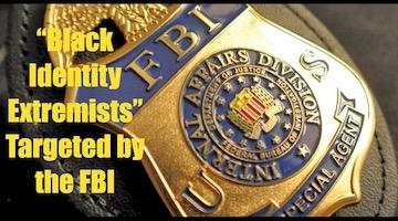 FBI Conflates Black Activism and ISIS