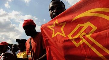 Talking Marxism But Serving Capitalism in South Africa
