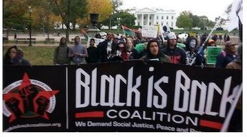 Black Is Back Coalition: Wage People's Struggle Against Imperialism