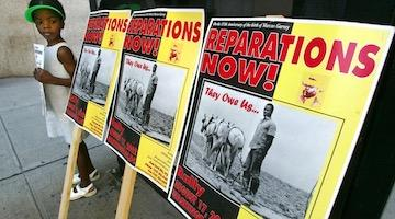 Reparations Demand: End Capitalism