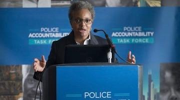 Chicago Police Compiling Dossiers on People Who Speak at Police Board Meetings