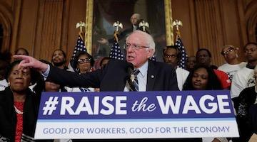 Why the Rich Want to Bury Bernie, the Not-Really-Socialist