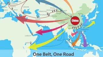 U.S. imperial Decline and the Belt and Road Initiative: The Most Important Global Struggle of the Century