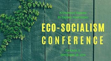Green Party Gears Up for Eco-Socialism Conference