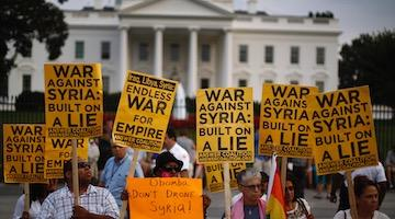 Freedom Rider: Trump, Obama and Syria