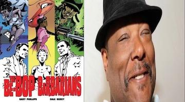 "BAR Book Forum: Gary Phillip's ""The Be-Bop Barbarians"""
