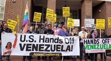Barring Politics from the Courtroom: The State Versus the Venezuela Embassy Protectors