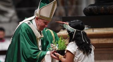 Pachamama and the Pope