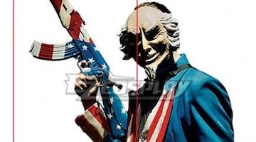 Uncle Sam the Hit Man