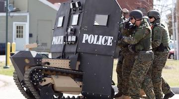 Roots of Imperial Policing