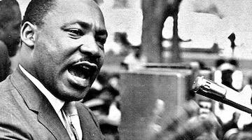 Huey P. Newton and Martin Luther King Jr.: Revolutionary Love and Unity