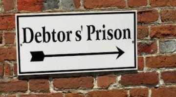 Want Out of Jail? First You Have to Take a Fast Food Job