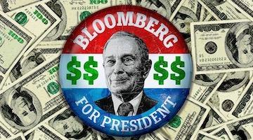 Bloomberg Wants to Swallow the Democrats and Spit Out the Sandernistas