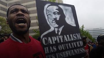 Black Politics, Class Struggle and the Illusion of Centrism