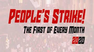 Freedom Rider: Fighting COVID-19 with Mass Action and a People's Strike