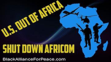 On African Liberation Day, the Black Alliance for Peace Demands U.S. Shut Down AFRICOM