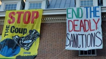 Update on Charges Against the Venezuela Embassy Protectors