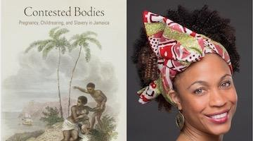 "BAR Book Forum: Sasha Turner's ""Contested Bodies"""