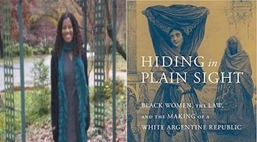 "BAR Book Forum: Erika Edwards's ""Hiding in Plain Sight"""