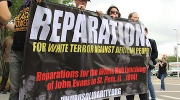 "Reparations Day"" on August 15"