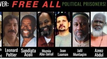 Free All Political Prisoners – and Say Their Names!