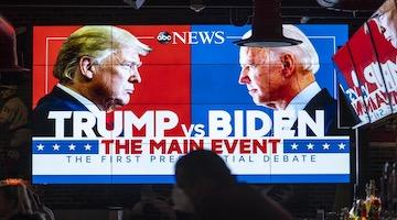 Debate Lesson: 2020 Election is a Great Corporate Thug-a-thon