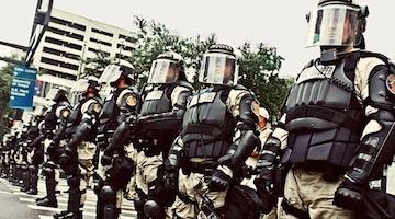 "Police ""Reform"" = Counterinsurgency"