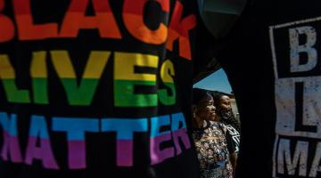 Black Lives Matter Inland Empire Announces Break WIth BLM Global Network