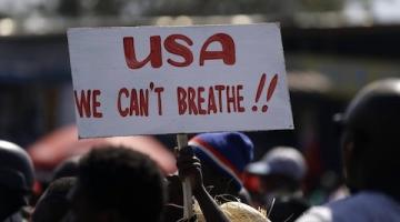We Say Quite Clearly: 'U.S. Out of Haiti!'