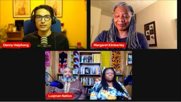 Left Lens Live: Strong, Black, and Unapologetic Truth w/ Luqman Nation