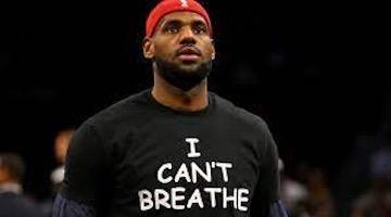 No one, not even Lebron James, is immune to the disciplinary process meted out by the ruling class to maintain the lie of American exceptionalism on a mass scale,.